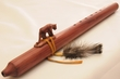 Native American Flute -Mountain Lion F#