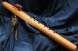 "Cedar Indian Flute 22.5"" -Mountain Lion  Em"