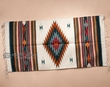 Oaxacan Southwest Zapotec Indian Rug 30x60  (164)