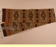 "Southwest Zapotec Indian Table Runner 10""x80"" (g)"