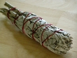 Sage Bundle For Smudging 8""
