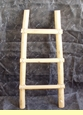 Southwest Kiva Ladder 3'