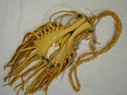 The Secret Contents Of A Native American Medicine Bag