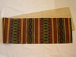Rustic Southwest Jute Table Runner -Pueblo 13x72  (JT2)