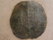 "Large Genuine Natural Turtle Shell 13""  (a)"