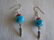 American Indian Earrings (37a)