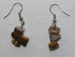 Native American Indian Jewelry -Tigua Earrings (97)