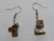 Native American Indian Jewelry -Tigua Earrings (102)