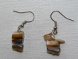 Native American Indian Jewelry -Tigua Earrings (105)