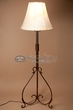 "Southwestern Wrought Iron Floor Lamp 61""  (FL2)"