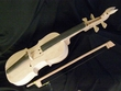 Authentic Tarahumara Indian Violin -Carved Scroll Top