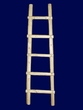 Southwestern Kiva Ladder 5' Foot