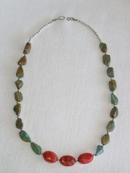 American Indian Jewelry - Necklace