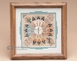 "Native American Navajo Sand Painting 10""  (sp11)"