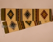 "Southwest Zapotec Indian Table Runner 10""x80"" (m)"