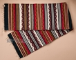"Hand Woven Zapotec Table Runner 15""x80"" (a21)"