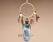 "Cedar Feather Dreamcatcher 11"" -Through the Evergreens  (107)"