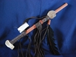 Deer Antler Navajo Peace Pipe 16""