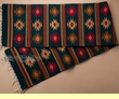 "Zapotec Mexican Table Runner 15""x80"" (a67)"