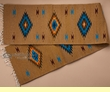 "Hand Woven Zapotec Table Runner 15""x80"" (b36)"