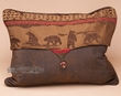 Plush Southwestern Envelope Pillow 16x21 -Cascade Lodge