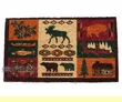 "Western Door Mat - Lodge 16""x28""  (DM7)"