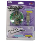 GameCube to PC USB Controller Adapter Super Joy Box 13