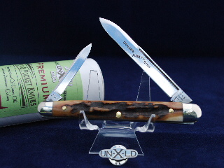 "Northfield UN-X-LD ""Genuine Stag"" River Boat Gambler"