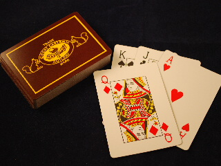 Great Eastern Cutlery Playing Cards