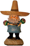 Travelocity Gnome - Mexico