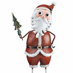 Christmas Santa Decor