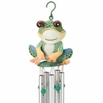 Tree Frog Wind Chime