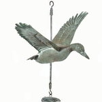 Flying Duck Wind Chime