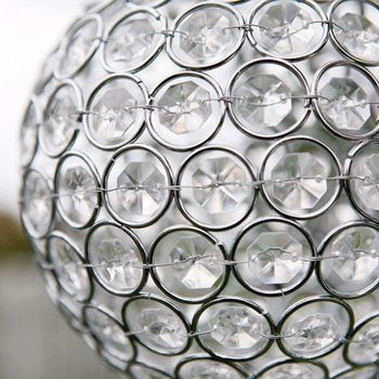 Large Glam Ball LED - 9