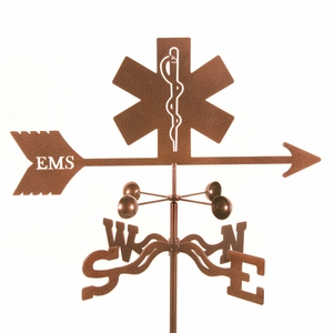 EMS Weathervane - Click to enlarge