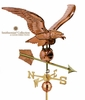 "34"" Smithsonian Eagle Weathervane"