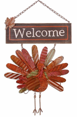 Thanksgiving Welcome Sign - Click to enlarge