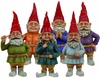 "20"" Toad Hollow Gnomes (Set of 6)"