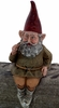 "13"" Rumple Shelf Sitter Gnome"