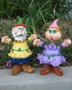 Giggler Garden Gnomes (Set of 2)
