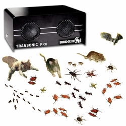 Transonic Pro Electronic Pest Repeller - Click to enlarge