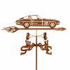 1963 Corvette Split Window Weathervane