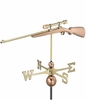 Hunting Rifle Weathervane