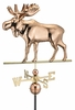 Large Moose Weathervane