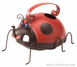 Ladybug Watering Can - Click to enlarge