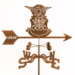 Air Force Weathervane - Click to enlarge