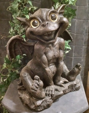 Gargoyle Decor - Baby Ivan - Click to enlarge