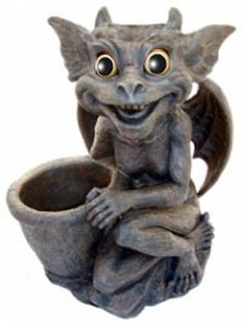 Gargoyle Gargiggle - Small Olga - Click to enlarge
