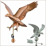 Eagle Weathervanes