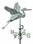 Blue Heron Weathervane